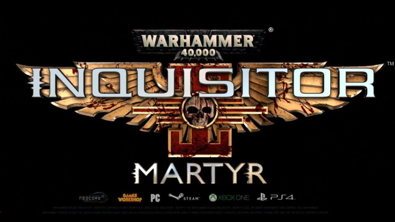 Warhammer 40,000: Inquisitor - Martyr è il nuovo GDR di Neocore Games