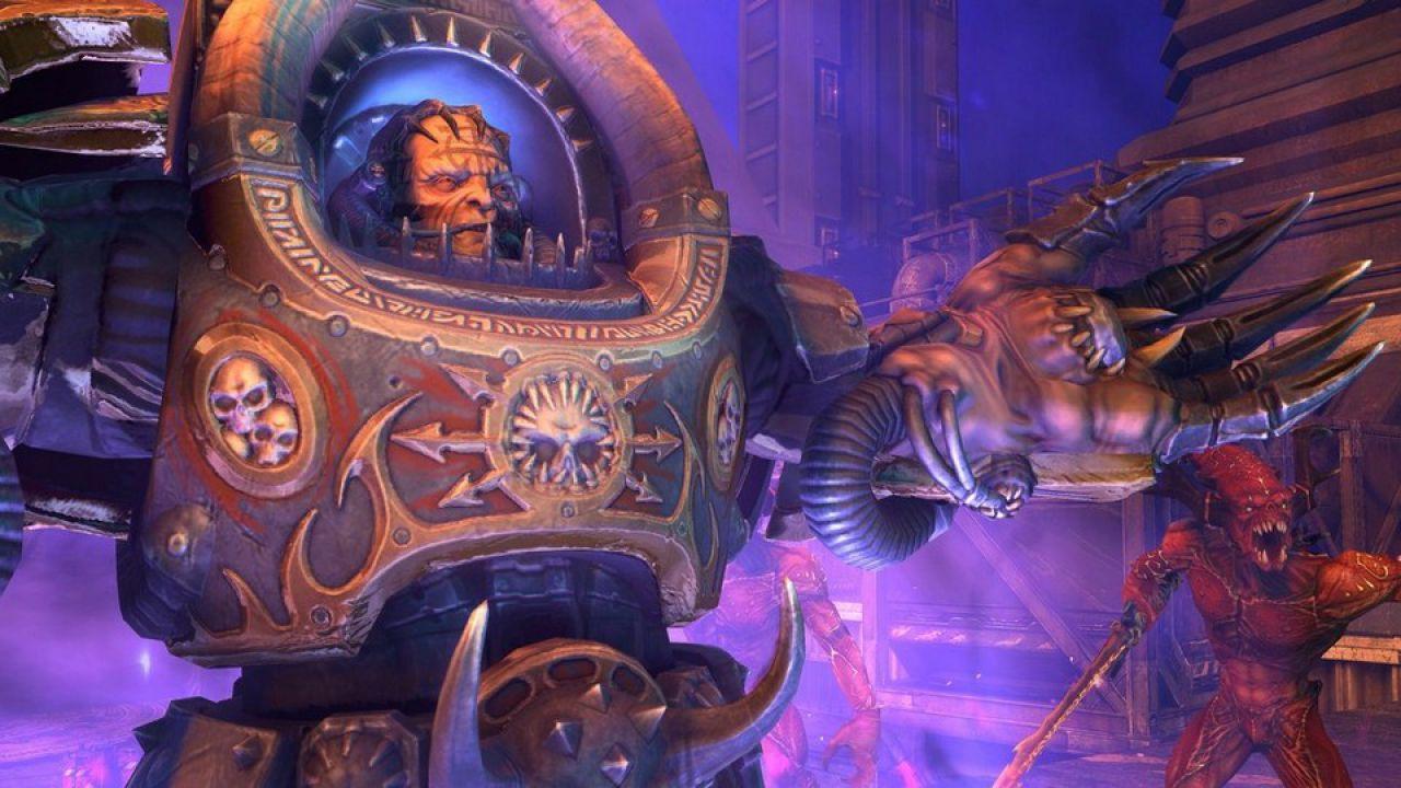Warhammer 40.000 Space Marine: distribuiti 1,2 milioni di copie