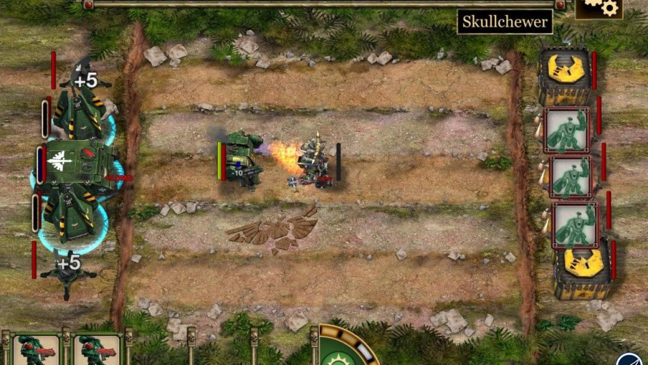 Warhammer 40.000: Storm of Vengeance disponibile su Android