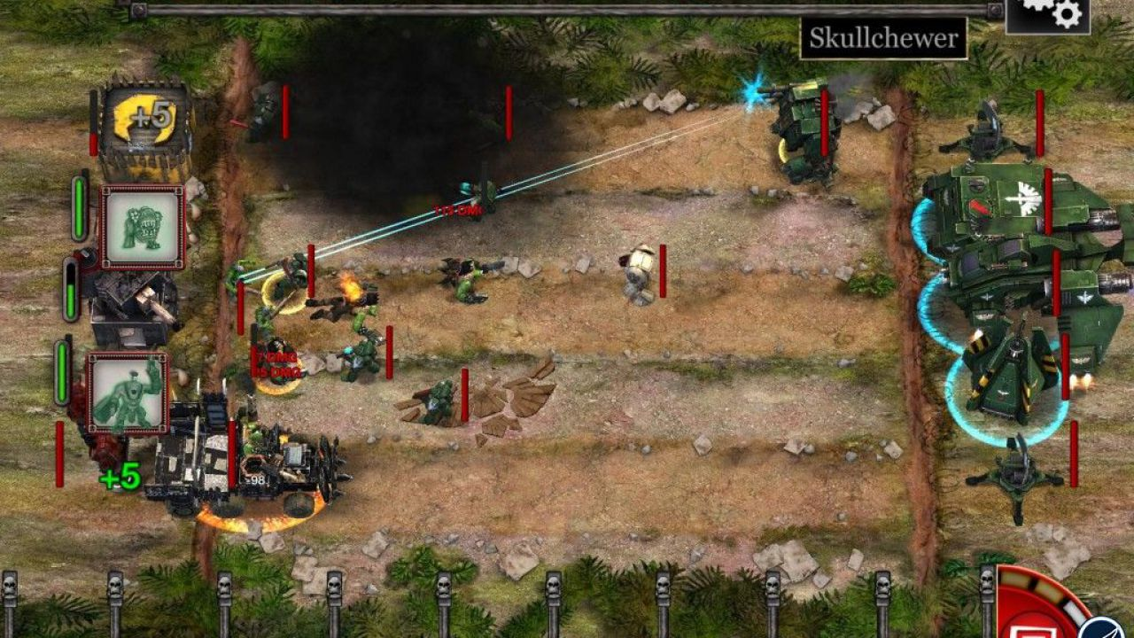 Warhammer 40.000: Storm of Vengeance disponibile su App Store
