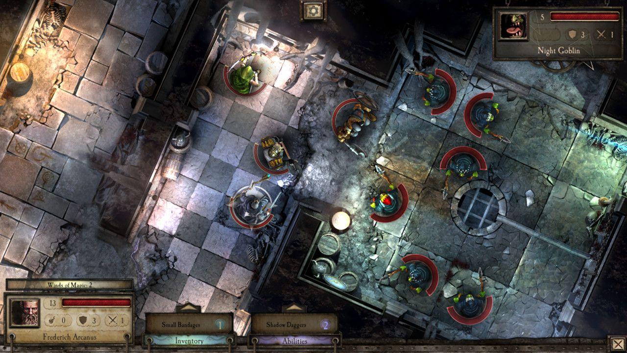 Warhammer Quest disponibile su Steam a gennaio