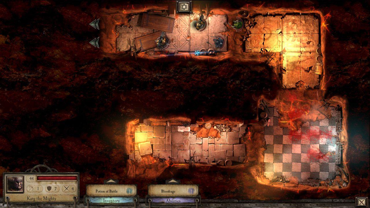 Warhammer Quest in offerta su App Store
