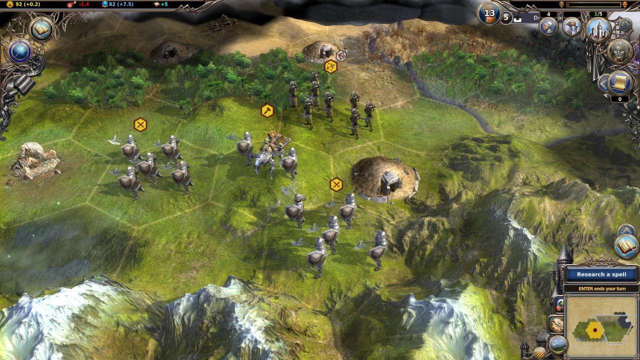 Warlock 2 The Exiled è in offerta su Greenman Gaming