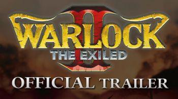 Warlock 2: The Exiled, trailer di debutto