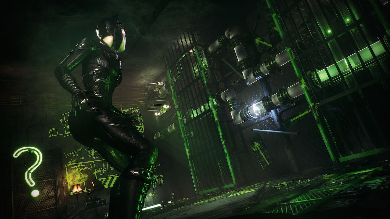 Warner Bros consiglia di abbassare la risoluzione di Batman Arkham Knight