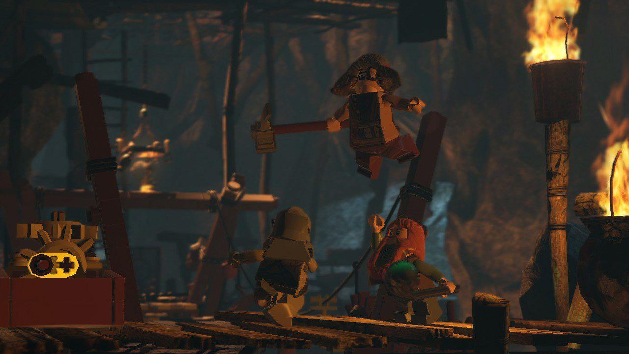 Warner Bros non pubblicherà DLC per LEGO Lo Hobbit