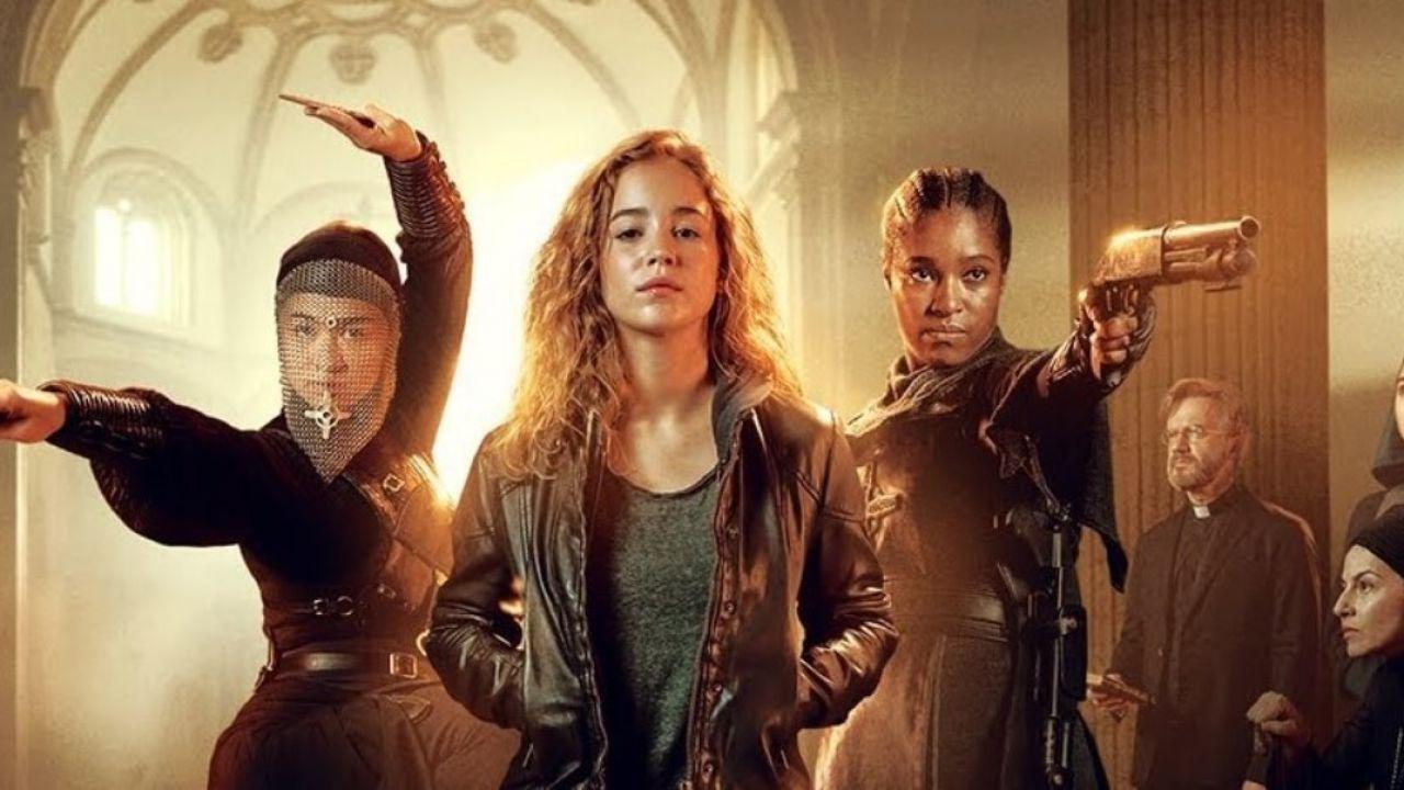 Warrior Nun, la serie Netflix avrà una seconda stagione: ecco la reazione del cast