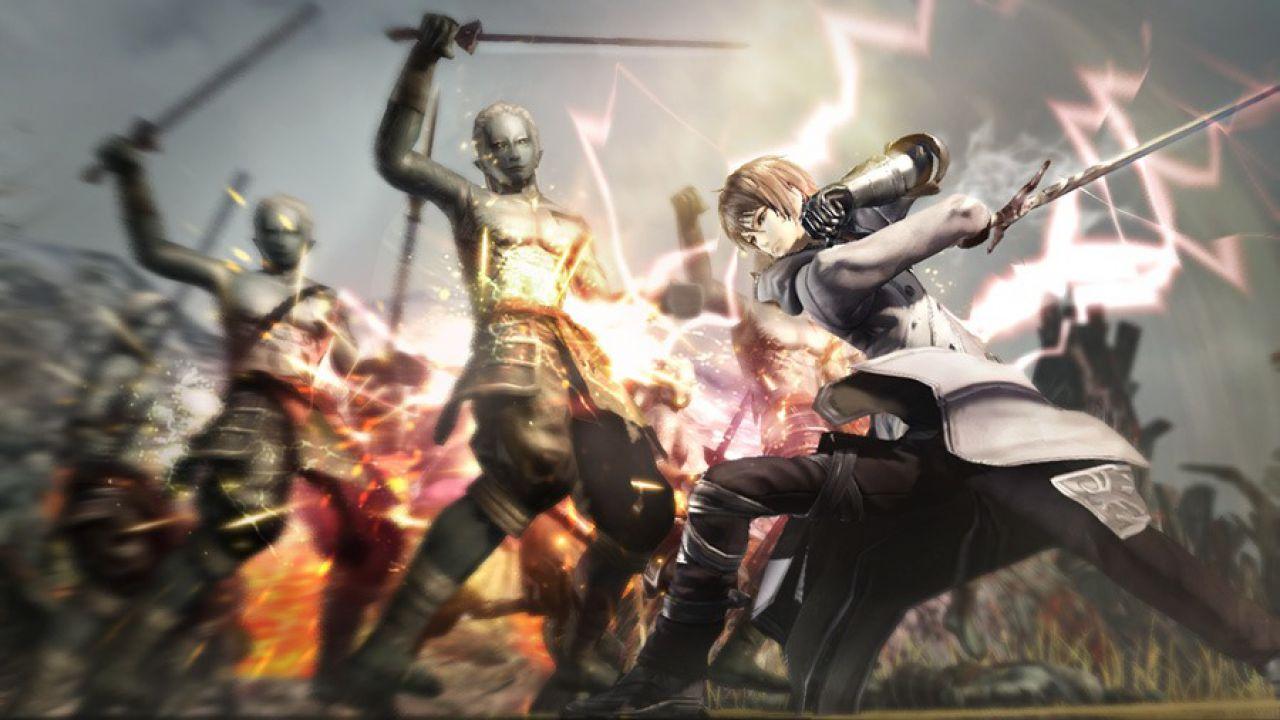 Warriors Orochi 3 Ultimate - immagini comparative per le versioni PS3 e PS4