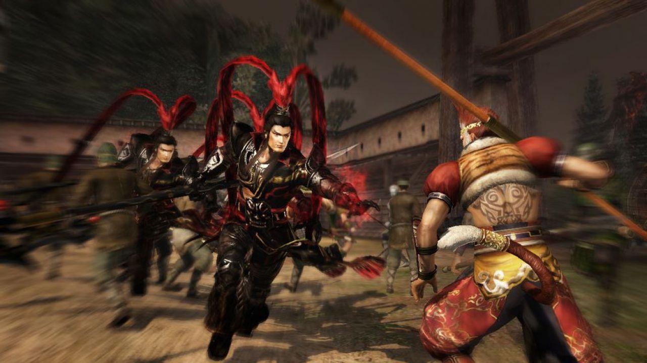 Warriors Orochi 3 Ultimate: immagini per le feature di Streaming su PS4
