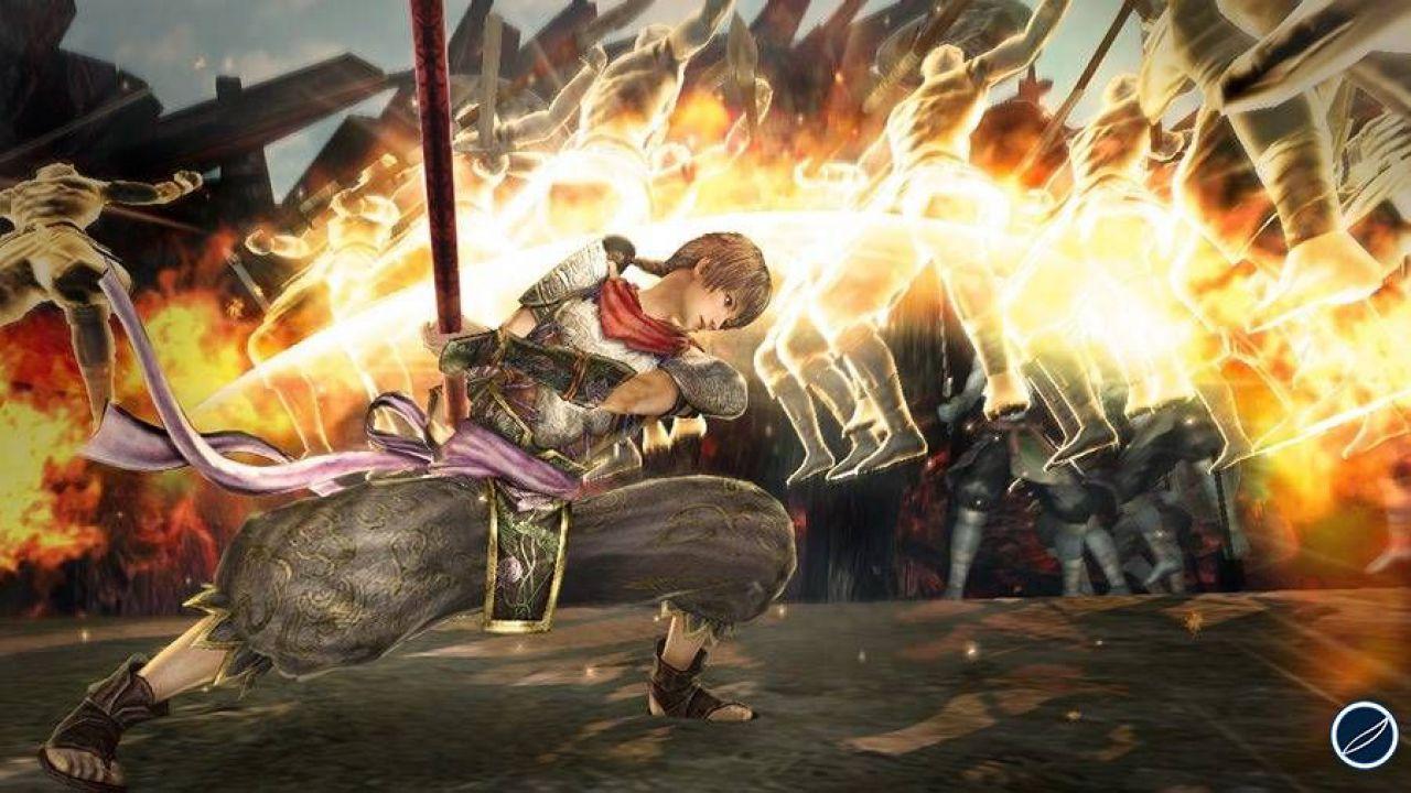 Warriors Orochi 3 Ultimate vedrà la presenza di un personaggio della serie Atelier