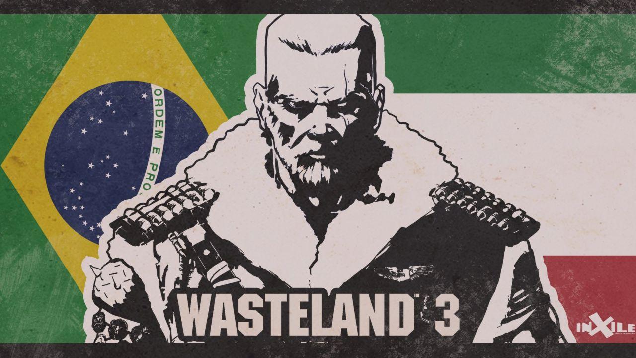 Wasteland 3, arriva il supporto all'italiano: l'annuncio di inXile!