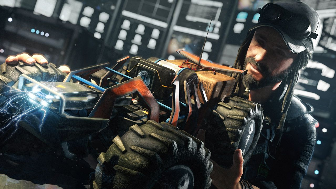 Watch Dogs  Protagonista