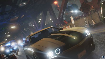 Watch Dogs - Bad Blood DLC: Gameplay Live - replica 26/09/2014