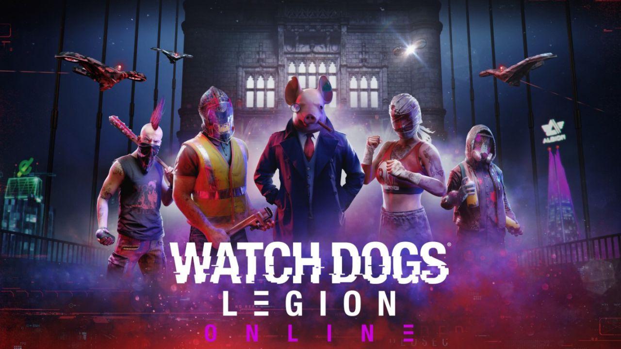 Watch Dogs Legion, non solo Online: le novità gratis e a pagamento del 2021