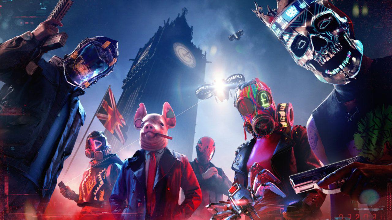 Watch Dogs Legion: l'uscita è legata al lancio di PS5 e Xbox Series X