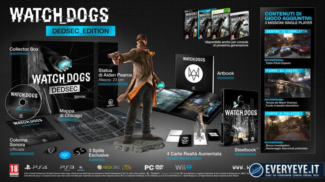 Watch Dogs: Live Gameplay dal Review Event, adesso live!