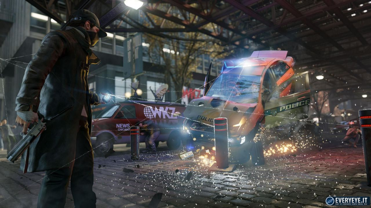 Watch Dogs: Nuove immagini della versione Wii U