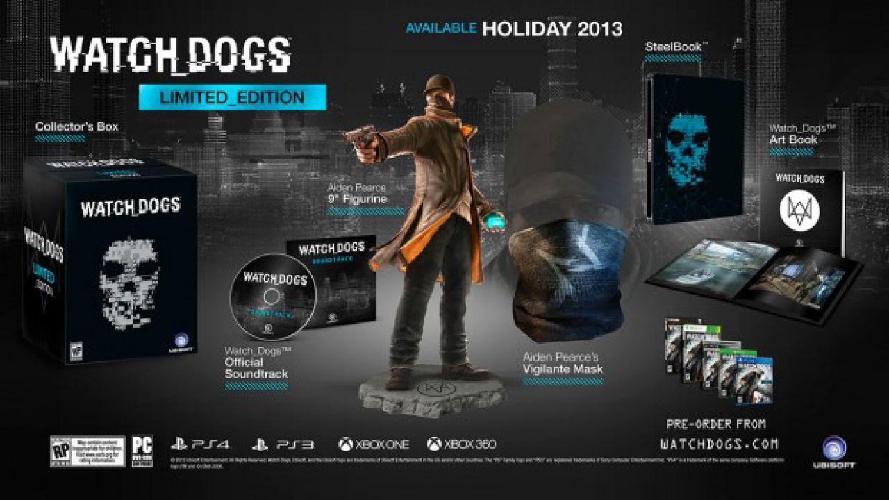Watch Dogs: obiettivi versione Xbox One