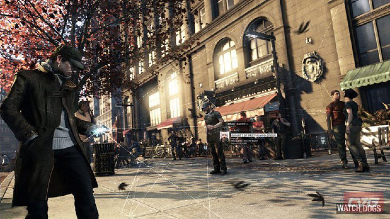 Watch Dogs: un'immagine mostra l'aspetto di Aiden senza maschera e cappello