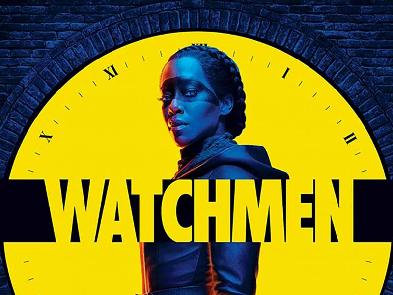 Watchmen: compare una misteriosa immagine sui profili ufficiali, un annuncio è in arrivo?