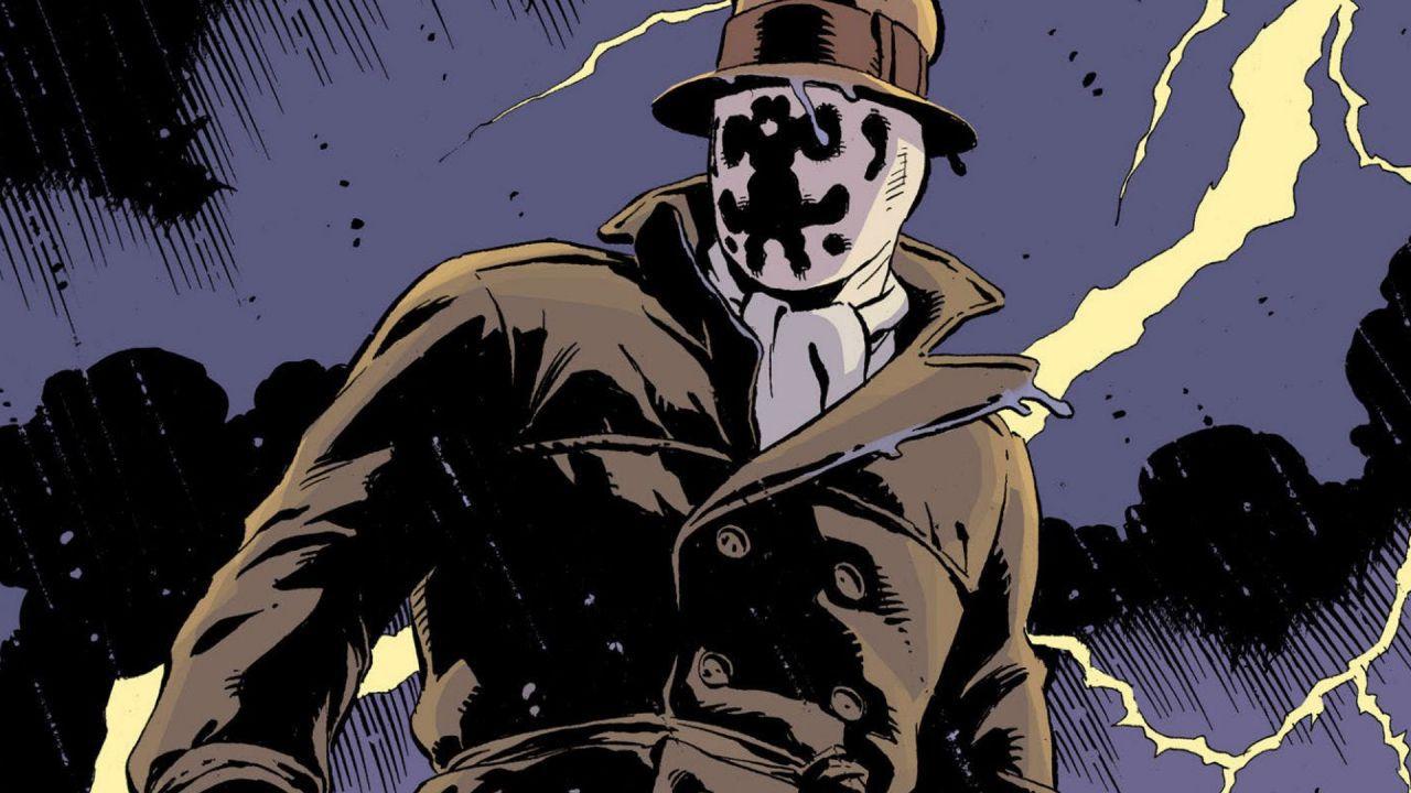 Watchmen: DC Comics annuncia uno spin-off su Rorschach scritto da Tom King