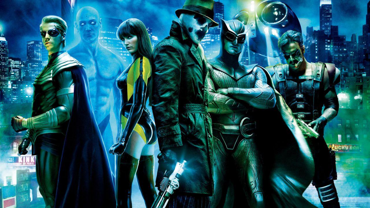 Watchmen, Paul Greengrass avrebbe realizzato un film in stile Joker di Todd Phillips