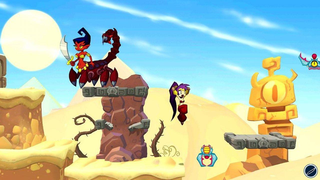 WayForward annuncia Shantae: Half-Genie Hero su Kickstarter