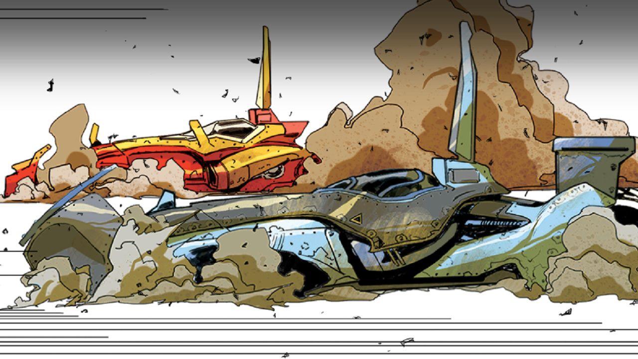 We Race Comic: disponibile il nuovo capitolo del webcomic targato Scuderia Ferrari