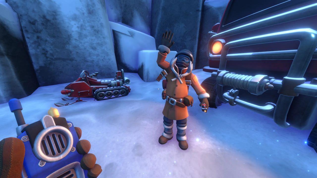 We Were Here: il primo episodio dell'avventura coop è gratis su PS4