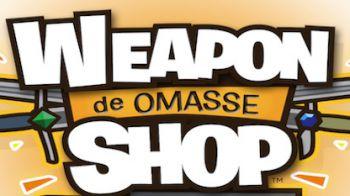 Weapon Shop de Omasse disponibile per Nintendo 3DS