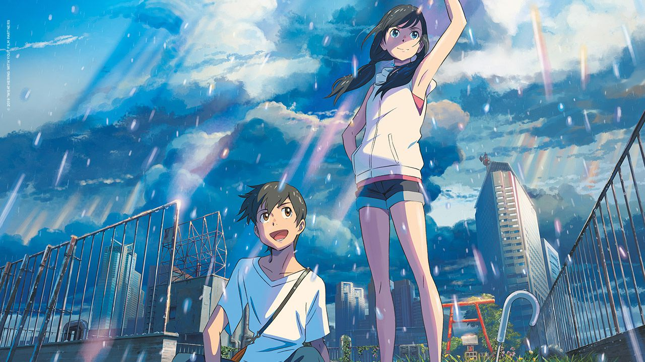 Weathering With You: Shinkai mostra uno dei ritocchi dell'edizione Home Video