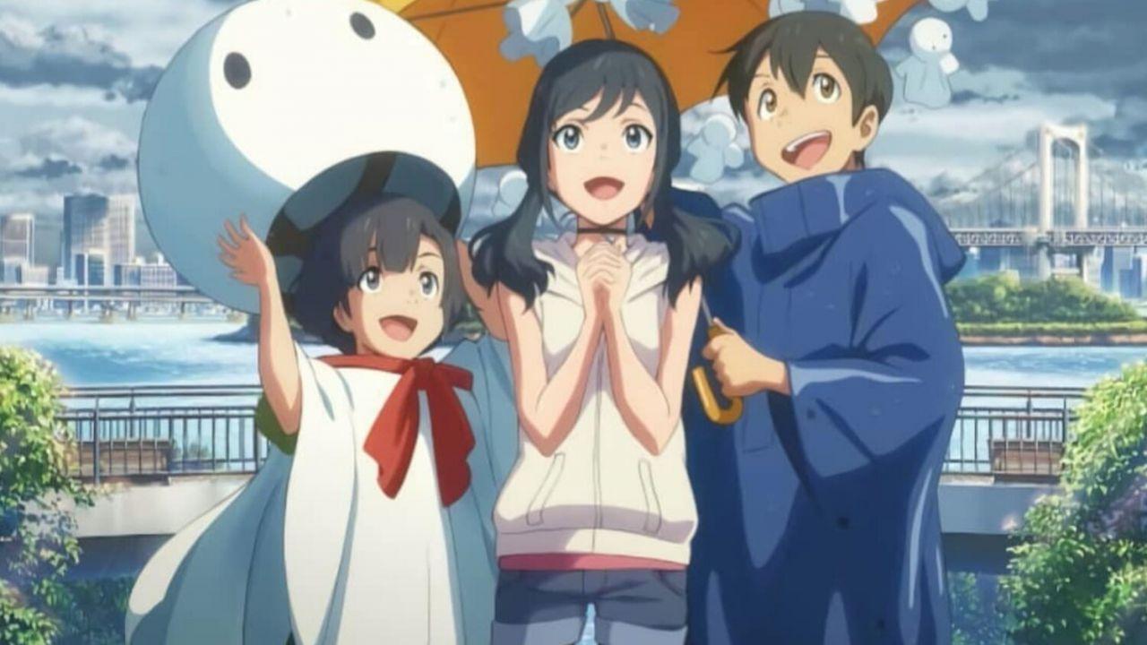 Weathering With You è ora nella Top 5 dei film anime più redditizi della storia