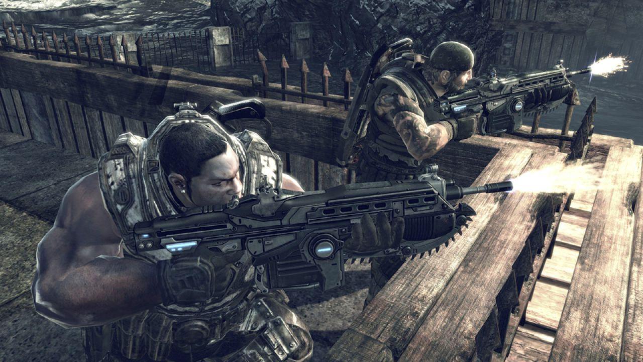 Week-end di XP maggiorati per Blur e Gears of War 2