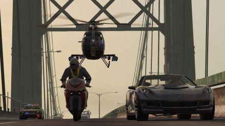 Weekend di sconti e punti doppi per GTA Online