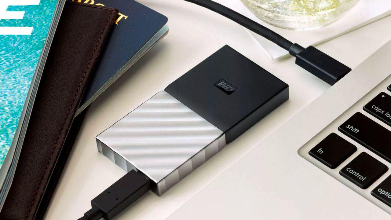 Western Digital presenta il primo SSD portatile