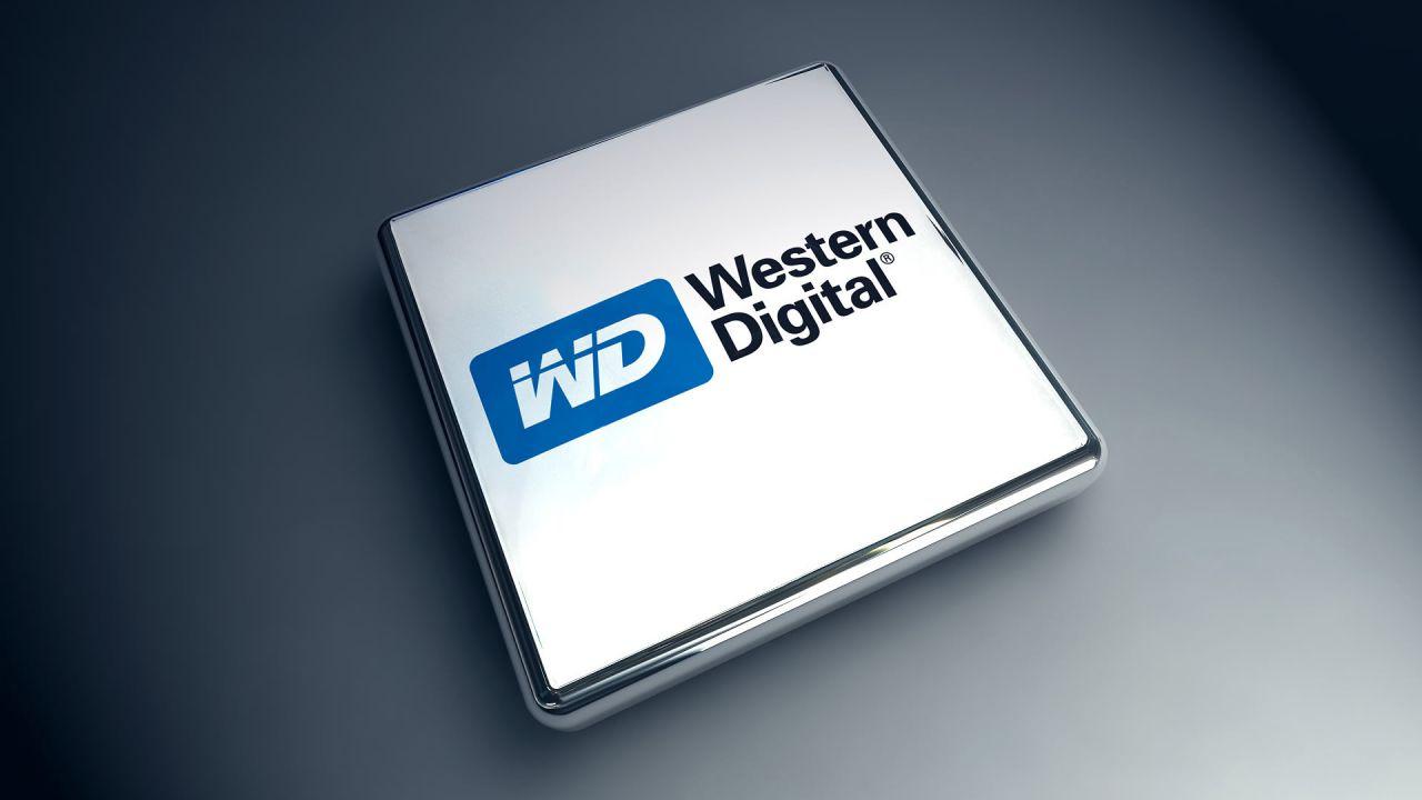 Western Digital pronta ad acquistare SanDisk