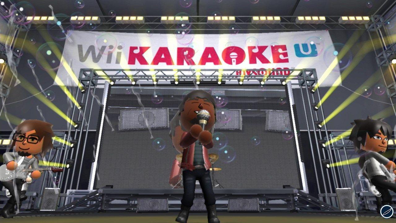Wii Karaoke U: 50 nuove canzoni disponibili