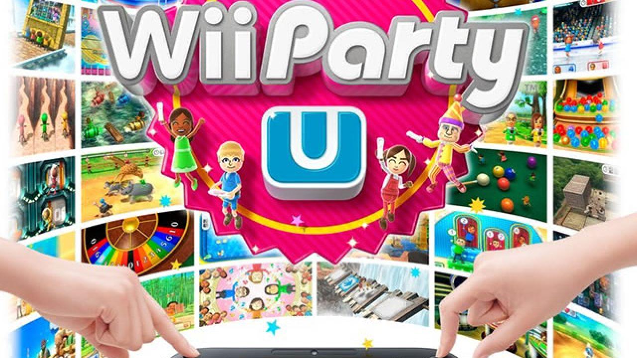 Wii Party ritorna su Nintendo Wii U la prossima estate