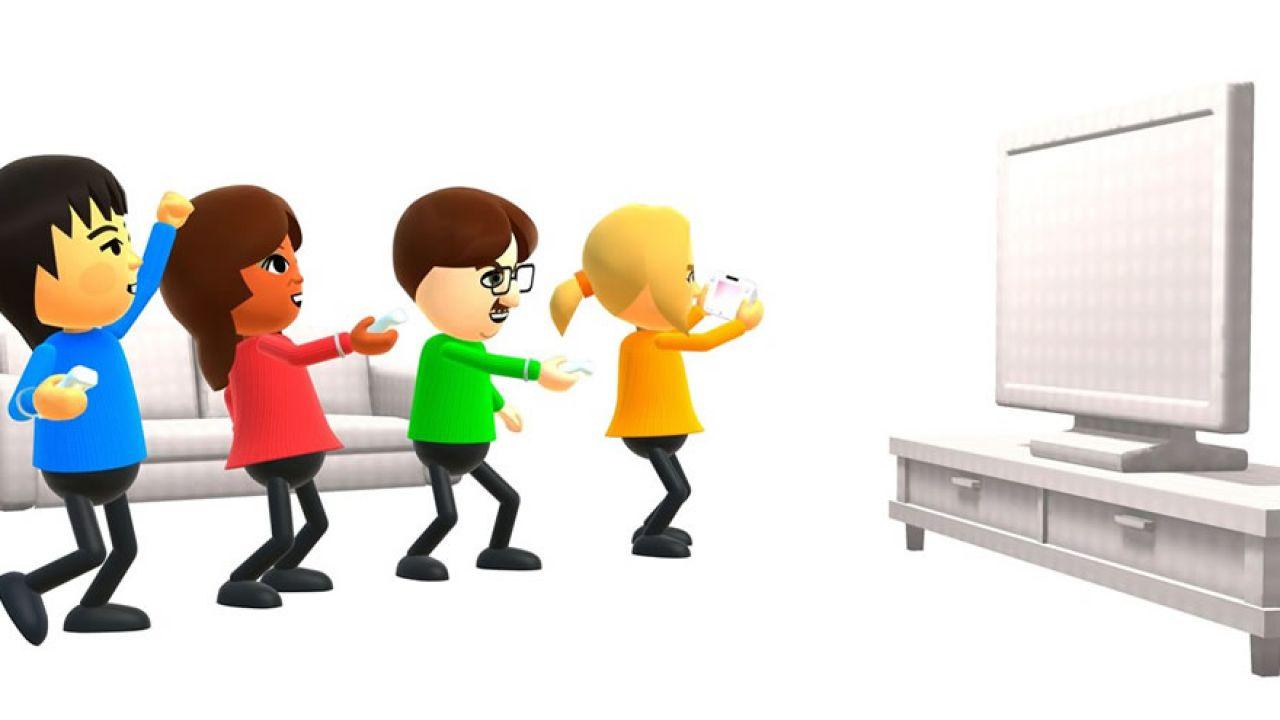 Wii Party U peserà 5,41 gigabyte