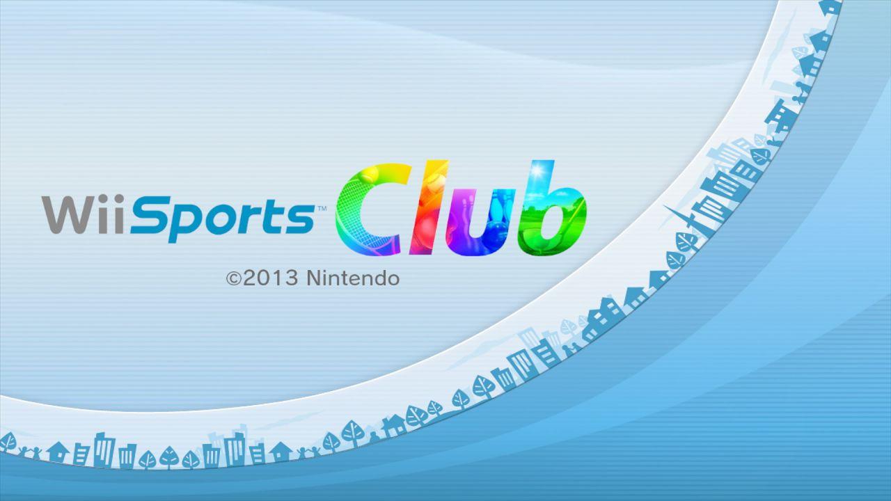 Wii Sports Club disponibile da oggi su eShop con Tennis e Bowling