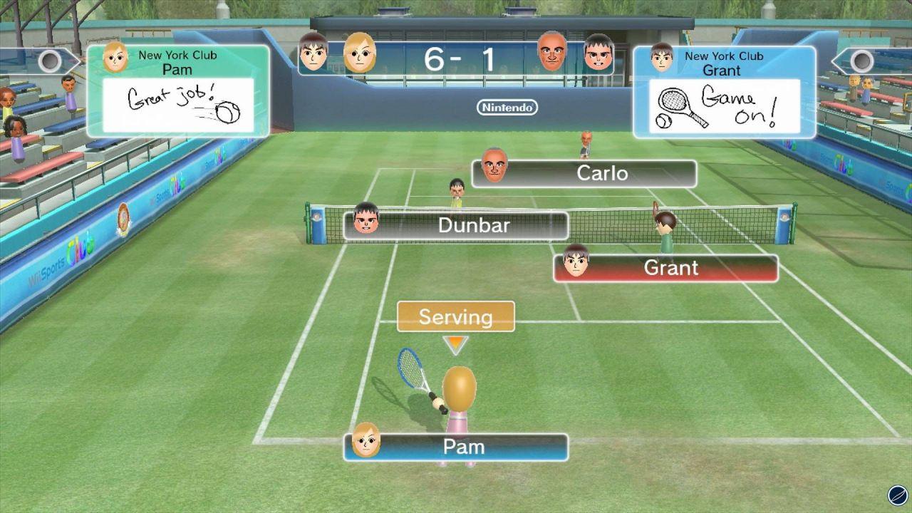 Wii Sports Club free-to-play il prossimo fine settimana