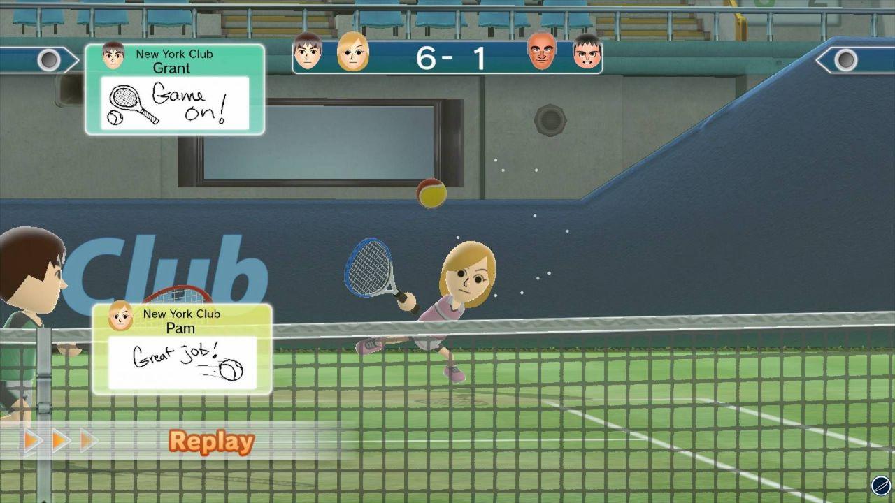 Wii Sports Club: rilasciato un nuovo aggiornamento