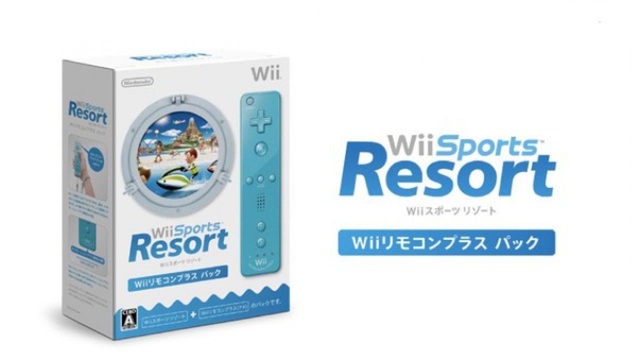 Wii Sports Resort e Wii Party scendono di prezzo negli USA