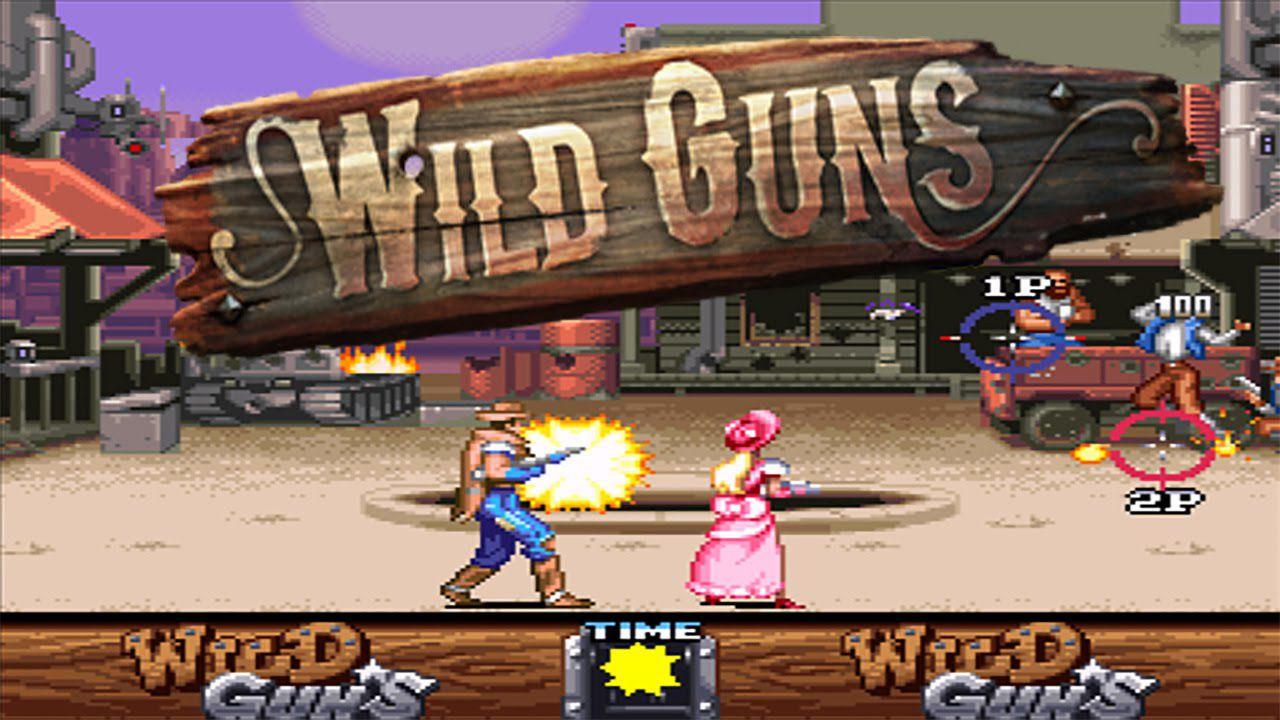Wild Guns Reloaded annunciato in esclusiva per PlayStation 4