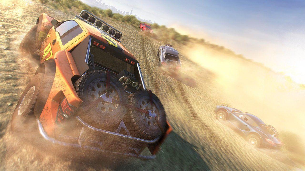 Wild Run è la prima espansione di The Crew
