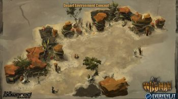 Wildman: Gas Powered Games mostra il gameplay in video