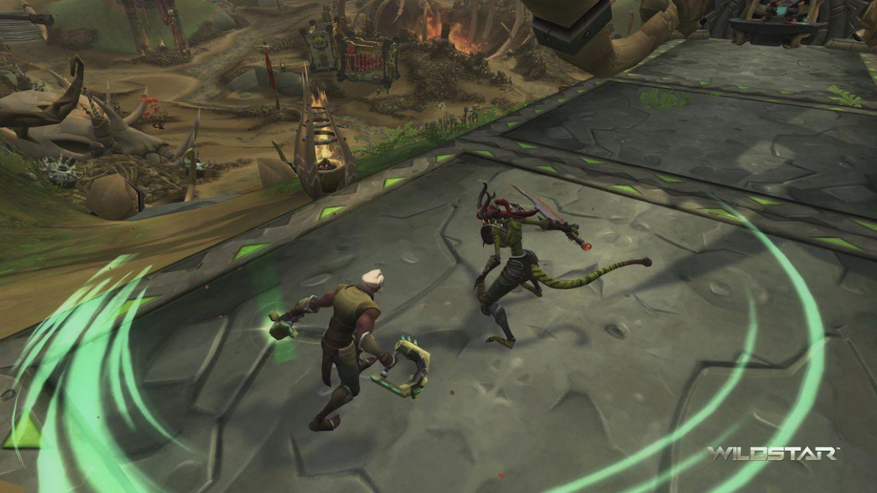 WildStar introduce la fazione Dominion e la classe Stalker
