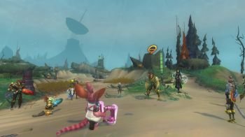 Wildstar dà il via alla beta free to play