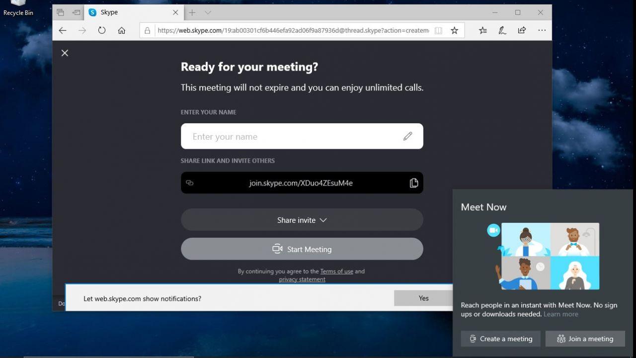 Windows 10, in arrivo un altro aggiornamento: c'è il nuovo Meet Now