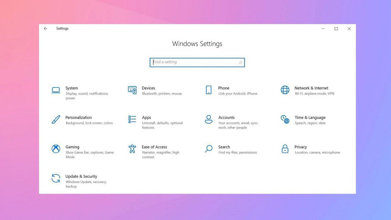 Windows 10 cambia faccia: Microsoft svela le nuove icone del sistema operativo